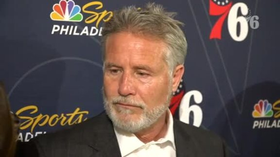 Brett Brown | Postgame vs Hawks  (3.23.19)