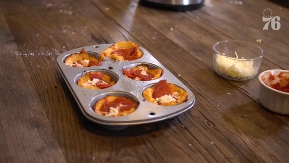 ShopRite Smart Meals | Cauliflower Pizza Cups