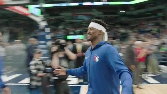 Game Film | Philadelphia 76ers vs Minnesota Timberwolves (3.30.19)