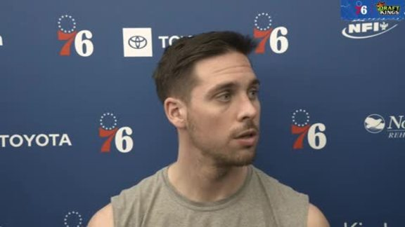 TJ McConnell | Practice (4.14.19)