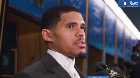 Tobias Harris | Postgame vs Nets (4.15.19)