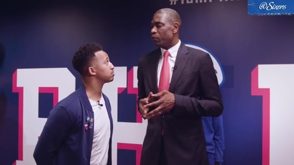 1-on-1 with Dikembe Mutombo
