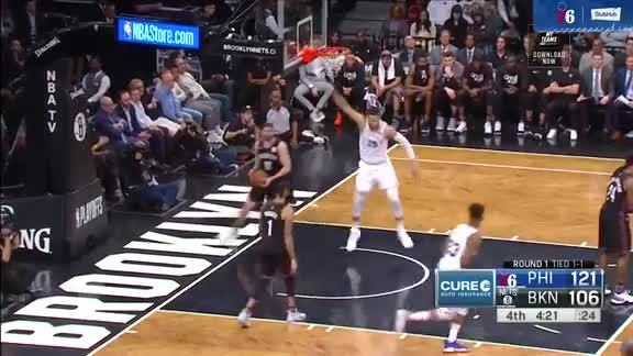 Highlights vs Brooklyn Nets (4.18.19)