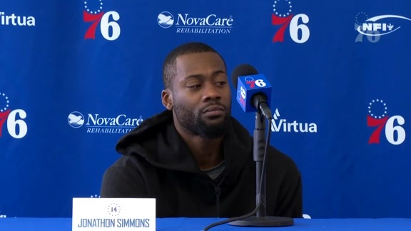 Exit Interviews 2019 | Jonathon Simmons