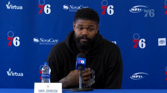 Exit Interviews 2019 | Amir Johnson