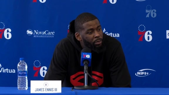 Exit Interviews 2019 | James Ennis III