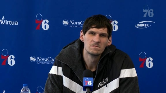 Exit Interviews 2019 | Boban Marjanovic