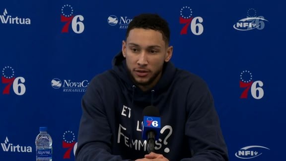 Exit Interviews 2019 | Ben Simmons