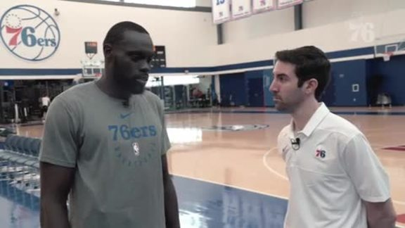 One-on-One with Marial Shayok