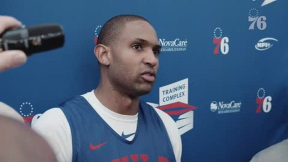 Al Horford | Training Camp (10.1.19)
