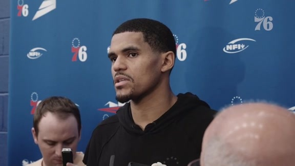 Tobias Harris | Training Camp (10.2.19)