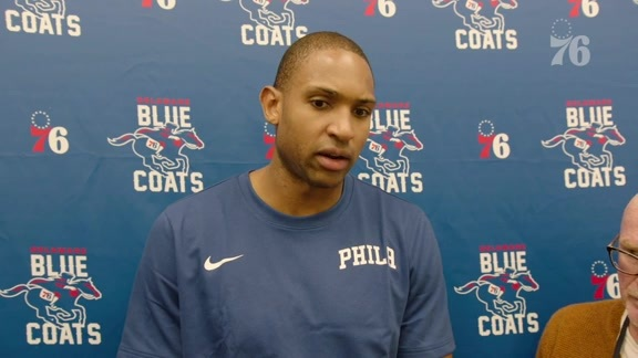Blue x White Scrimmage | Al Horford (10.5.19)