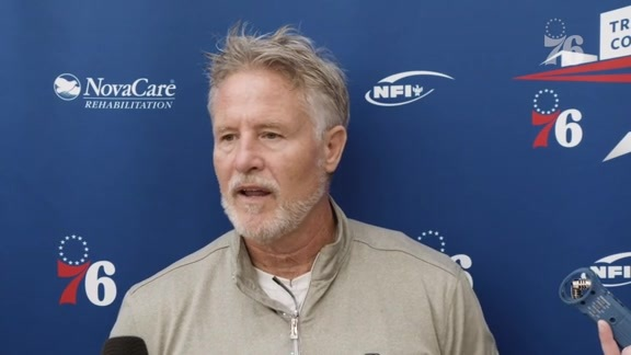 Practice | Brett Brown (10.9.19)