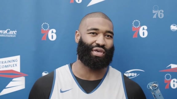 Kyle O'Quinn | Training Camp Media Availability (10.16.19)