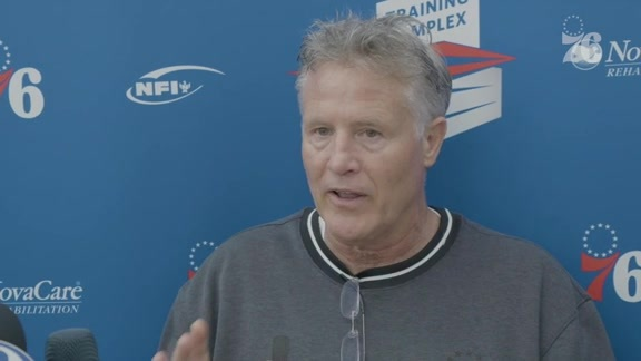 Brett Brown | Media Availability (10.21.19)