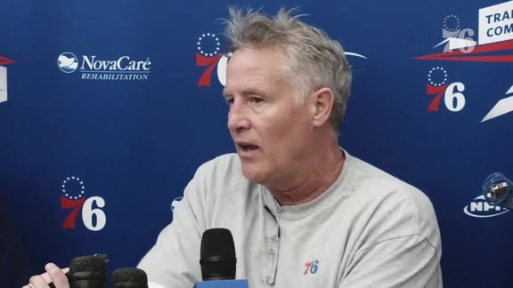Brett Brown | Media Availability (10.25.19)
