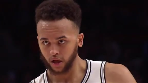 Kyle Anderson Stepping Up