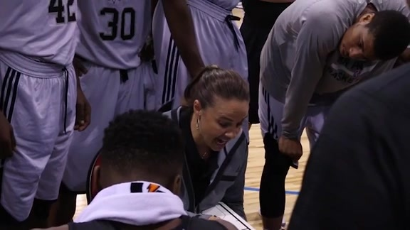 National Girls & Women in Sports Day: Becky Hammon Inducted into SA Sports Hall of Fame