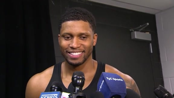 Rudy Gay - Postgame 4/21