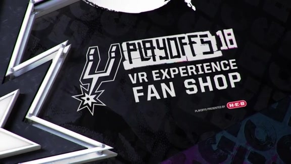 Spurs Coyote and the VR Experience