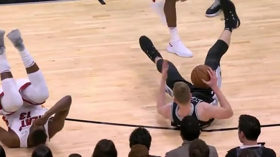 Top Hustle Plays From 2017-18
