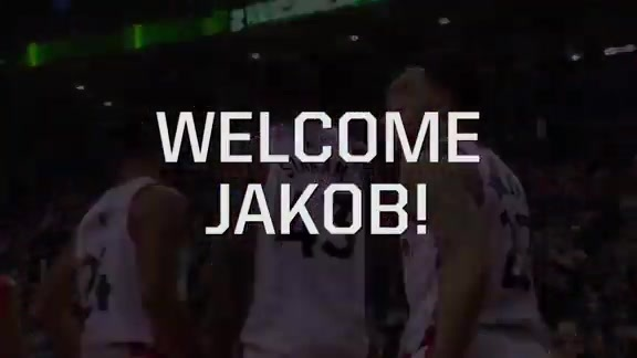 Welcome to San Antonio, Jakob!