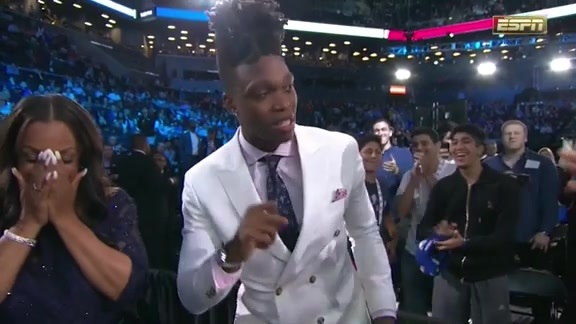Lonnie Walker IV Feature