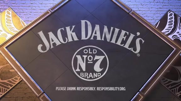 Jack Daniels Well-Crafted Play of the Game - Patty's Game Winner