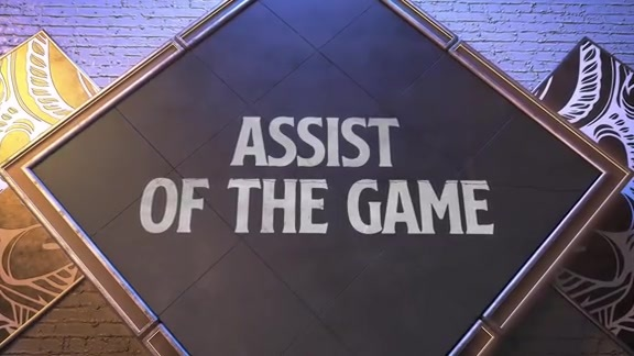 SWBC Assist of the Game - Rudy's Dime to LA