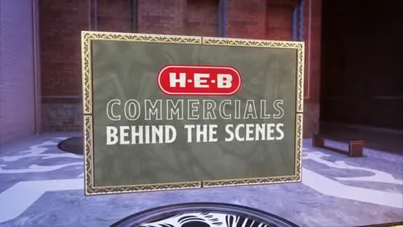 '18 - '19 HEB Commercials: Behind the Scenes