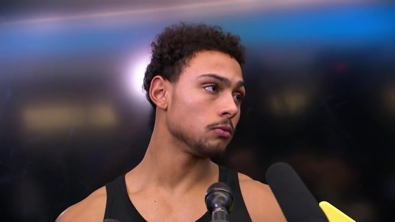 Bryn Forbes - Postgame 11/18