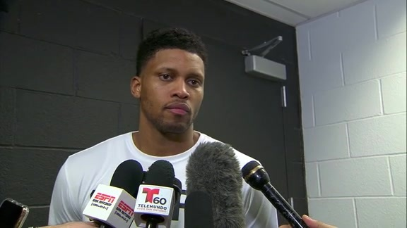 Rudy Gay - Postgame 12/17