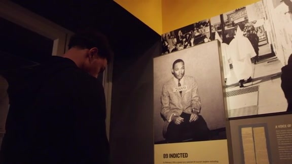 National Civil Rights Museum Experience