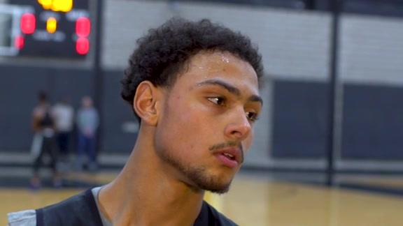 Bryn Forbes - Practice 1/21