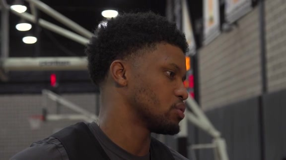 Rudy Gay - Shootaround 1/29