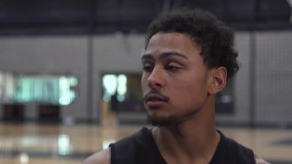 Bryn Forbes - Practice 1/31