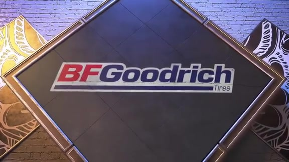 BF Goodrich Great Plays from the Road: Davis Assist to Jakob