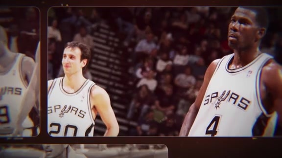 Manu Moments: Michael Finley