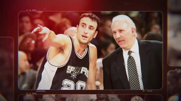 Manu Moments: Gregg Popovich