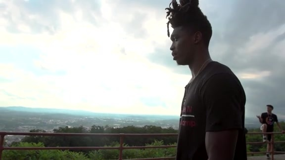 Spurs Stories: Lonnie Walker IV