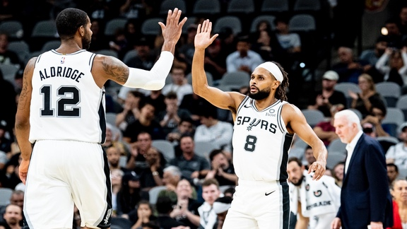 Highlights: Spurs vs. Grizzlies 10/18
