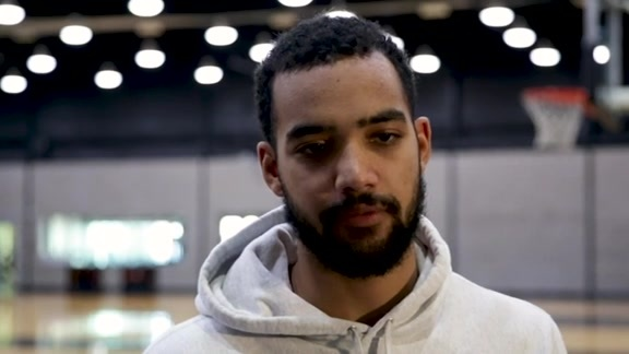 Trey Lyles - Training Camp 10/21/19