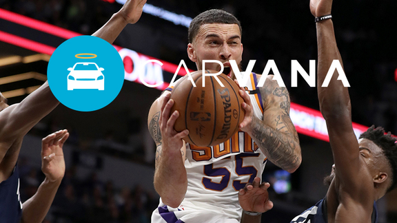 Carvana Drive of the Week: James Takes it to the Basket (Week 6)