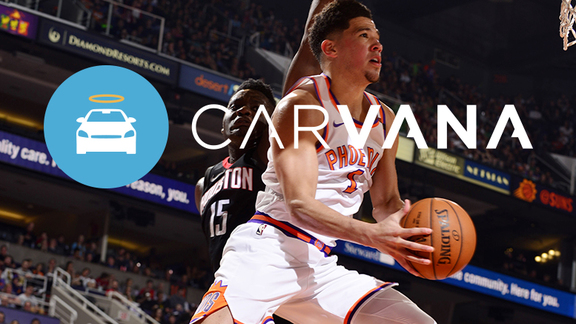 Carvana Drive of the Week: Booker with the Up-and-Under
