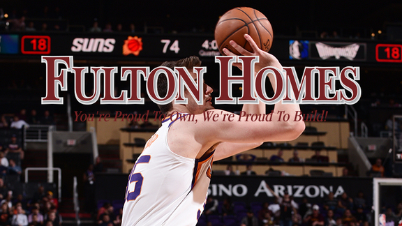 Fulton Homes Three-Point Zone: Up To 486