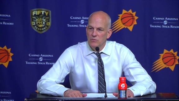 Suns vs Nuggets Postgame: Jay Triano