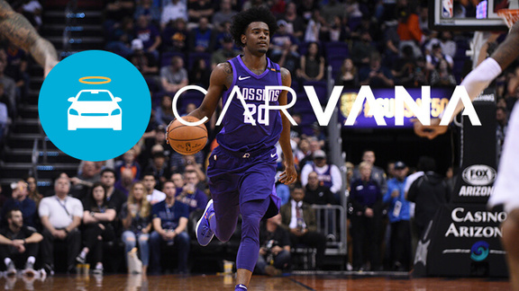 Carvana Drive of the Week: Quese's dunk, Josh's Euro-step and T.J.'s slam