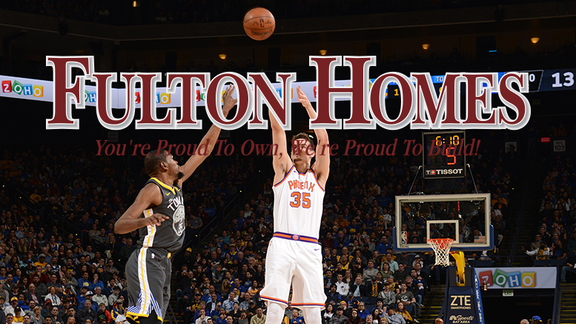 Fulton Homes Three-Point Zone: Up to 543