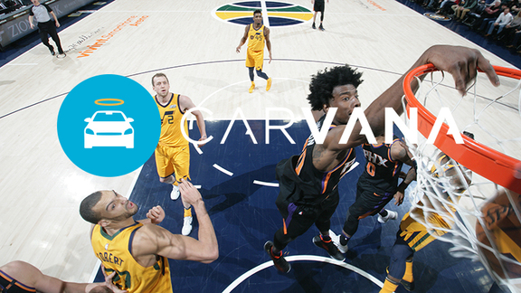 Carvana Drive of the Week: Josh's slam, Elfrid's dish and Davon's bounce pass