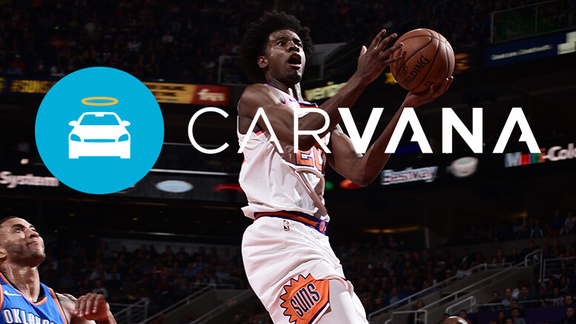 Carvana Drive of the Week: Josh's Spin, Booker's Euro-Step, TJ's Shot